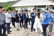 영광군의회, 축산악취 문제해결 위한 현장 방문