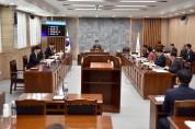 영광군의회, 제9회 의원간담회 개최
