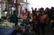 영광소방서, 안전한'설 연휴'화재예방대책 펼쳐
