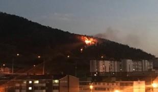 [속보] 영광 물무산, 둘레길 공사장 주변서 큰 산불 발생