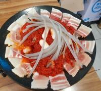 쭈삼 영광맛집 '송가네식당'