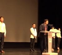 [하이라이트]김창옥 교수와 함께한 어바웃영광 창간 행사