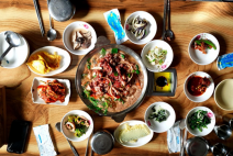 맛 과 멋 이 있는 공간 어바웃가이드 영광맛집 '해성식당'