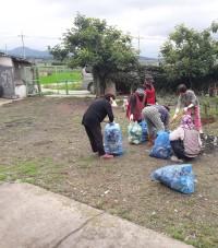 백수 어머니봉사대 이웃사랑 사랑 나눔 자원봉사