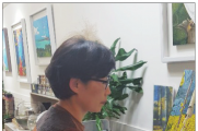 갤러리카페 대표 박미진(62년생)님