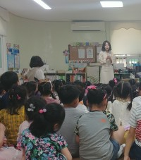 영광군, 미취학 아동 건강생활실천 건강교실 운영