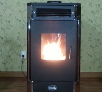 목재펠릿 난로로 따뜻한 겨울 보내세요.